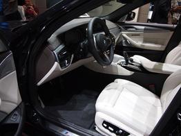 BMW 5er Touring, Das Bild ist ein beliebiges Beispiel der frei konfigurierbaren Modellreihe