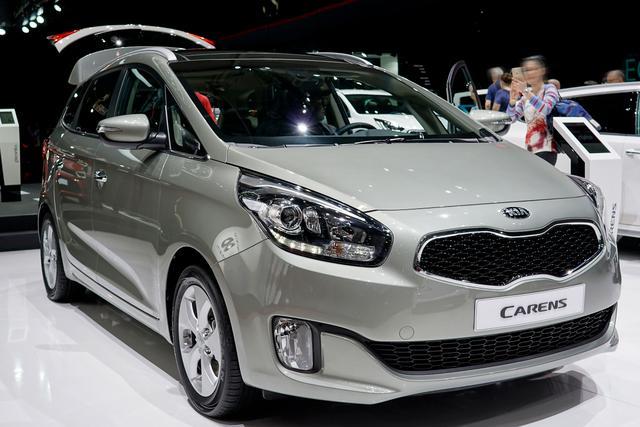 auto konfigurator für kia carens-modelle