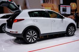Kia Optima Sportswagon, Das Bild ist ein beliebiges Beispiel der frei konfigurierbaren Modellreihe