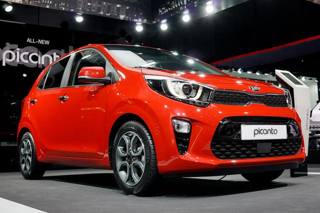 Kia Picanto - 1.0 Attract