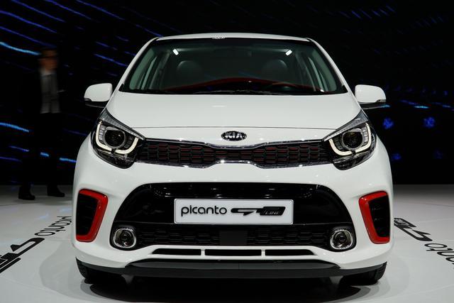 Kia Picanto - GT Line