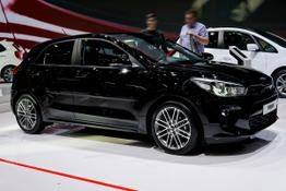 Kia Rio      1.0 T-GDI 120 Hybrid Platinum Edition