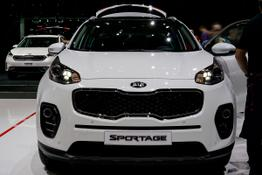 Kia Sportage - Intro Edition