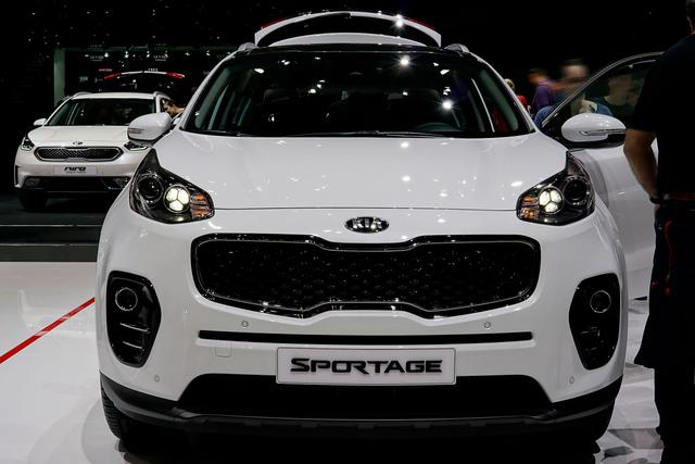 Kia Sportage - Intro Edition