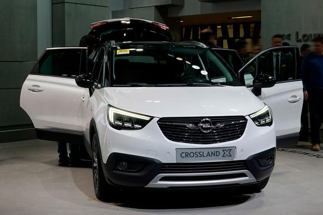 Opel Crossland X - 1.2 Selection