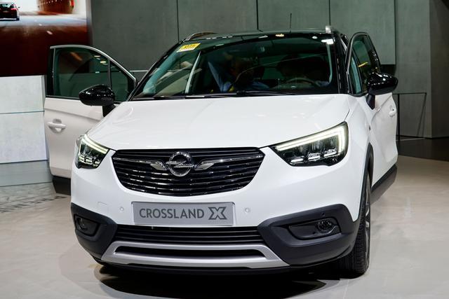 Opel Crossland X - 1.2 DI Turbo 96kW Edition S/S Automatik