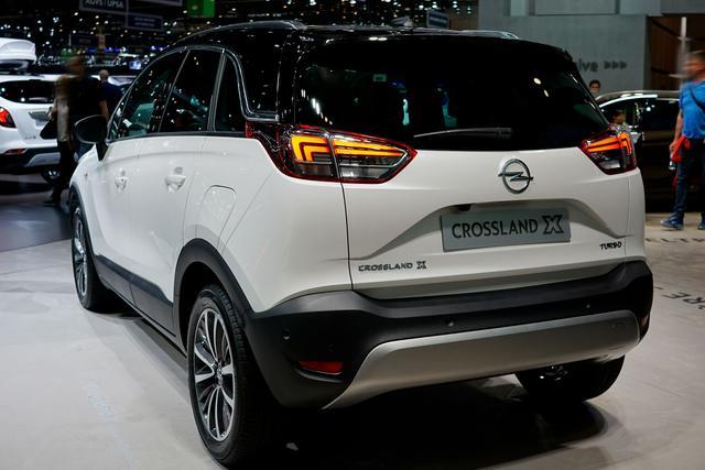 Opel Crossland X      1.2 DI Turbo 81kW INNOVATION S/S
