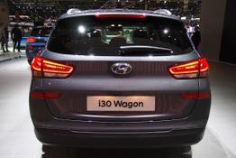 Hyundai i30 Kombi, Das Bild ist ein beliebiges Beispiel der frei konfigurierbaren Modellreihe