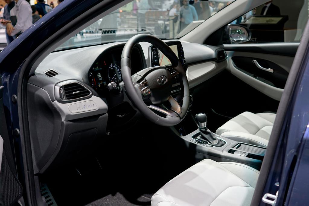 hyundai i30 kombi 1.6 crdi 85kw passion diesel | eu-neuwagen