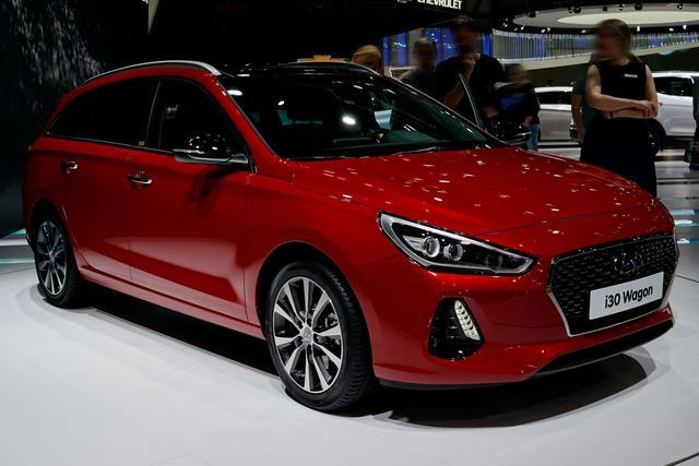 Bestellfahrzeug, konfigurierbar Hyundai i30 Kombi - 1.4 T-GDI Premium