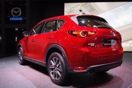Mazda CX-5, Das Bild ist ein beliebiges Beispiel der frei konfigurierbaren Modellreihe