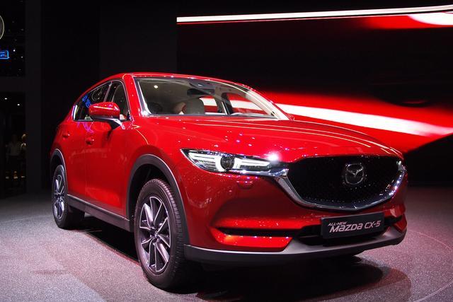 Bestellfahrzeug, konfigurierbar Mazda CX-5 - Emotion FWD G165 LED Klima Temp