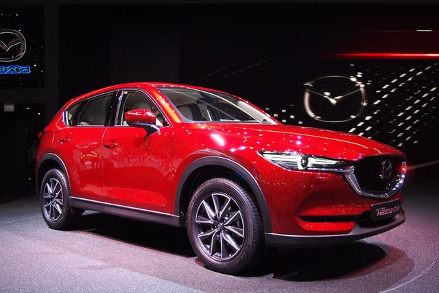Mazda CX-5 - Luxury