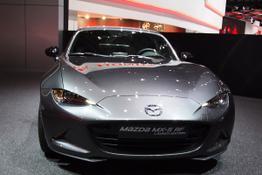 Mazda MX-5 RF, Das Bild ist ein beliebiges Beispiel der frei konfigurierbaren Modellreihe