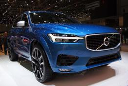 Volvo XC60 - R-Design T4 190PS Aut. 8 2019