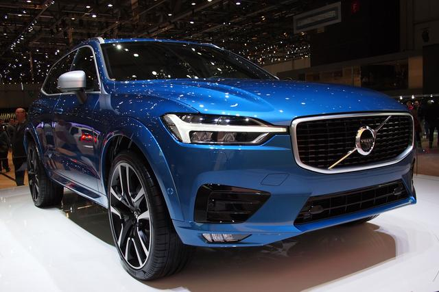 Volvo XC60 - R-Design T8 Twin Engine eAWD 303+87PS Aut. 8 2019
