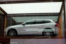 Volvo XC60, Beispielbilder, ggf. teilweise mit Sonderausstattung