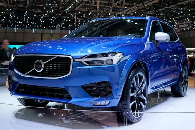 Volvo XC60 - T8 TWIN ENGINE R-Design