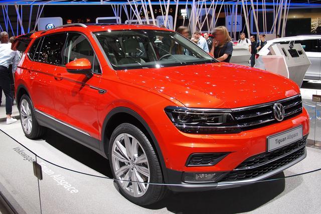 Volkswagen Tiguan Allspace - 1.5 TSI ACT OPF Comfortline