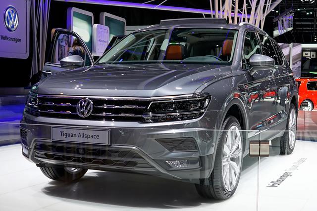 Bestellfahrzeug, konfigurierbar Volkswagen Tiguan Allspace - 2.0 TDI SCR 140kW DSG 4Motion IQ.DRIVE
