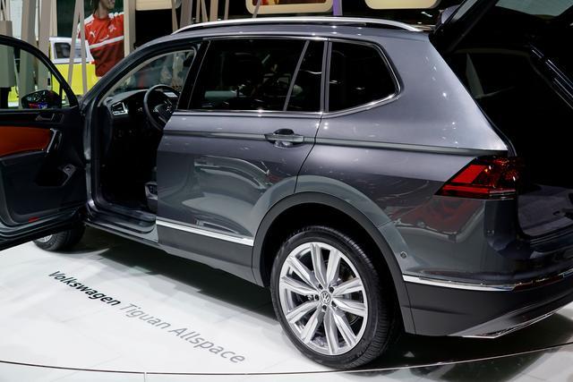 Bestellfahrzeug, konfigurierbar Volkswagen Tiguan Allspace - 2.0 TDI SCR 140kW DSG 4Motion Highline