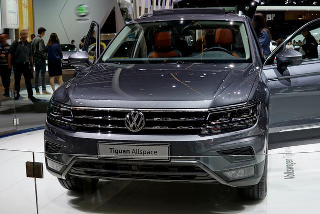Lagerfahrzeug Volkswagen Tiguan Allspace - Highline 1.5 TSI EVO ACT 150PS DSG7 2019