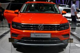 Volkswagen Tiguan Allspace, Beispielbilder, ggf. teilweise mit Sonderausstattung