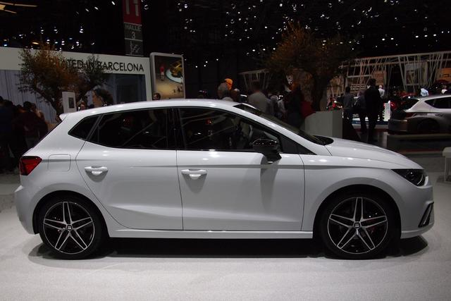 SEAT Ibiza - 1.0 MPI 59kW Reference