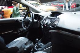 Ford EcoSport, Das Bild ist ein beliebiges Beispiel der frei konfigurierbaren Modellreihe
