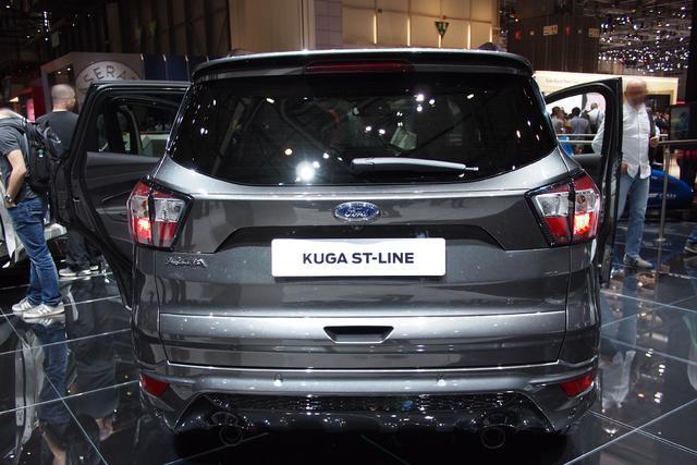 Ford Kuga - 1.5 EcoBoost 110kW ST-Line