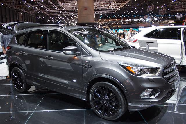 Ford Kuga - 1,5 EcoBoost 4x2 110kW ST-Line