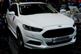 Ford Mondeo Turnier      2,0 EcoBlue 140kW Allrad ST-Line AT