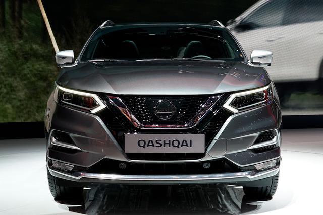 Nissan Qashqai Acenta Panorama 1.3 DIG-T 140PS/103kW 6G 2019