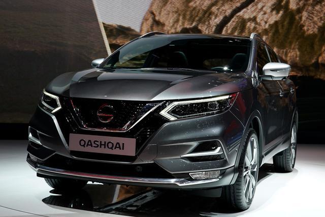 Nissan Qashqai - 1.3 DIG-T DCT 160PS Acenta