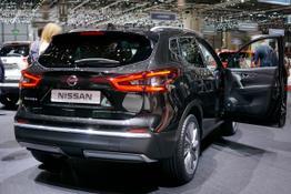 Nissan Qashqai, Das Bild ist ein beliebiges Beispiel der frei konfigurierbaren Modellreihe