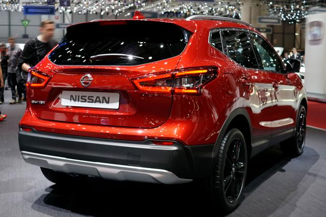 Nissan Qashqai N-Connecta 1.7 dCi 4WD 150PS/110kW 6G 2019