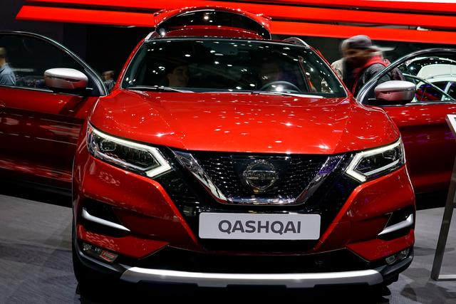 Nissan Qashqai      N-Connecta 1.3 DIG-T 140PS 6G 2019