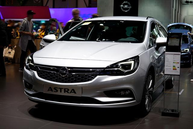 Opel Astra Sports Tourer - ST 1.5 Diesel 77kW Edition