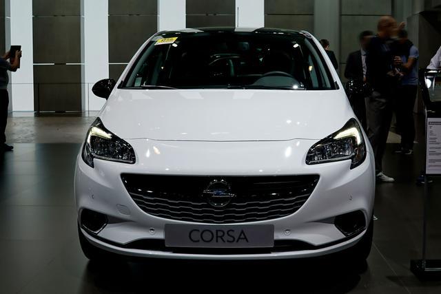 Opel Corsa - 1.2 120 Jahre