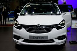 Opel Zafira Life      2.0 Diesel 110kW Tourer M