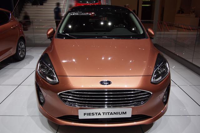 Ford Fiesta - 1,5 TDCi 88kW S/S Titanium