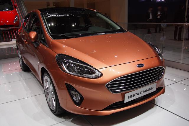 Ford Fiesta - Trend