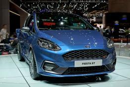 Ford Fiesta, Das Bild ist ein beliebiges Beispiel der frei konfigurierbaren Modellreihe