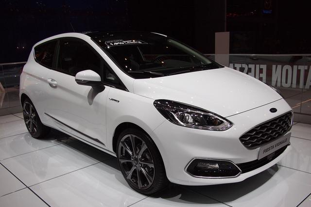 Ford Fiesta - 1,0 EcoBoost 103kW S/S Vignale