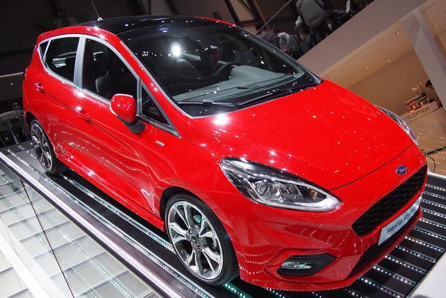 Ford Fiesta - Trend (Cool & Connect) inkl. 5 Jahre Garantie