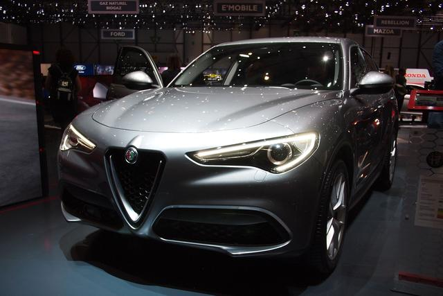 Alfa Romeo Stelvio - Super Edizione