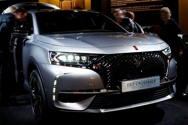 DS 7 Crossback - PureTech 180 Business Line Automatik