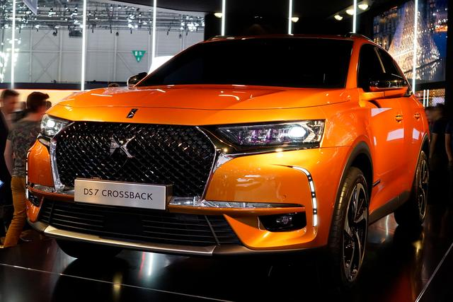 DS 7 Crossback - PureTech 225 Performance Line Automatik