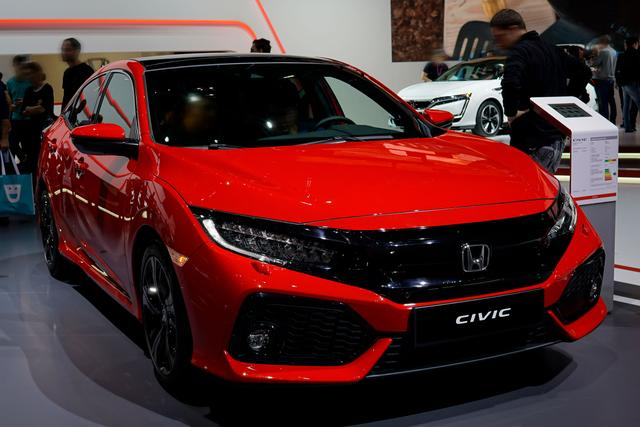Honda Civic 1.0 VTEC Turbo S