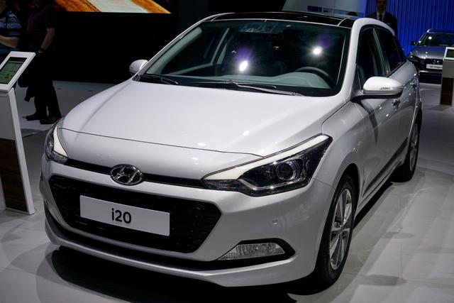 Hyundai i20 - 1.2 62kW Selection
